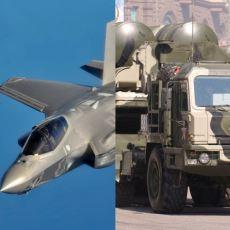 Türkiye İçin ABD'den F-35 Almak mı Daha Mantıklı, Rusya'dan S-400 mü?