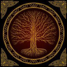 İskandinav Mitolojisinin Belkemiğini Oluşturan Kadim Ağaç: Yggdrasil