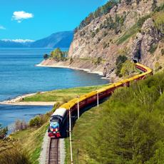 Dünyanın En Uzun Demiryolu Hattında Büyülü Bir Dünyaya Yolculuk: Trans Sibirya Ekspresi