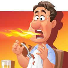 Acı Bir Şey Yediğimizde Neden Burnumuz Akar?