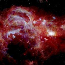 NASA'nın İlk Kez Samanyolu Galaksisi'nin Merkezini Görüntülemesi