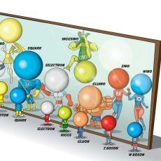 CERN'de Bir Gün Keşfedilmesi Muhtemel Model: Süpersimetri Nedir?