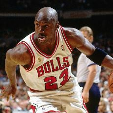 Michael Jordan'ın 63 Sayıyla Playoff Sayı Rekorunu Kırdığı Efsane Maç