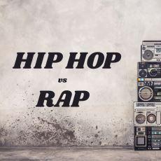 Hip Hop ile Rap Arasındaki Fark Nedir?