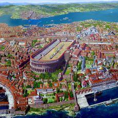 İstanbul Neden Roma İmparatorluğu'nun Başkenti Olarak Seçildi?