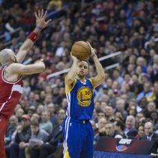 Stephen Curry'nin 2017 NBA Finalleri İlk Maçından Nefis Tadımlıklar