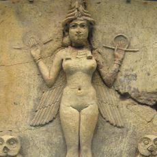 Sümer Mitolojisinde Aşk Tanrıçası: İnanna