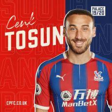 Cenk Tosun'un Yeni Takımı Crystal Palace Nasıl Bir Yapılanmaya Sahip?