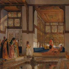 Osmanlı Sarayında Her Gün Yüzlerce Çamaşırın Yıkanmasını Sağlayan Kişiler: Cameşuyan