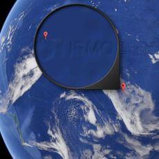 Karaya En Uzak ve Dünya'nın En Yalnız Yeri: Point Nemo