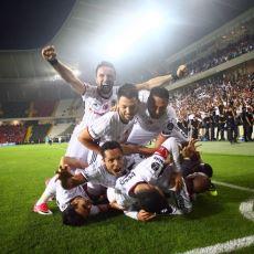 Beşiktaş'ın 2016-2017 Sezonu Şampiyonluğunun Teknik Analizi