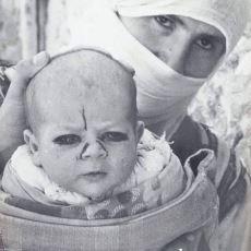 1937 Yılında Niğde'de Çekilen Bebek Fotoğrafı