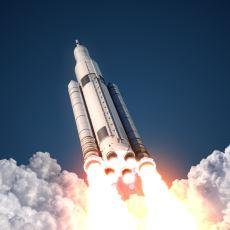 Uzay Mekikleri Fırlatılırken Çıkan Dumanın Aslında Duman Olmaması Gerçeği