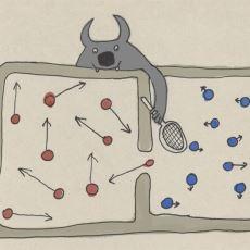 Termodinamiğin 2. Yasasını Çürütmek İçin Tasarlanan Deney: Maxwell'in Cini