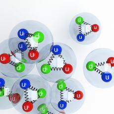 Doğada Tek Başına Gözlenemeyen Atom Altı Parçacık: Kuark