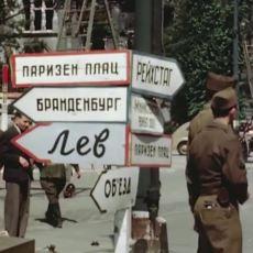 1945 Yılında Savaştan Yeni Çıkmış Berlin Görüntüleri