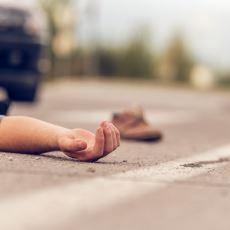 Trafik Kazasında Ayaktan Çıkmış Ayakkabı Tekinin Kazaya Dair Verdiği İpucu