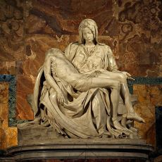İsa'nın Cansız Bedenini Kucaklayan Meryem'in Merhamet ve Acısının Resmedilişi: Pietà