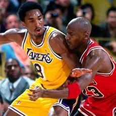 Yıllardır Basketbol Sohbetlerinin Vazgeçilmezi: Michael Jordan mı, Kobe Bryant mı?