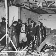 Adolf Hitler'e Seneler Boyunca Yapılan Suikast Girişimleri