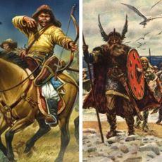 Vikingler ve Moğolların Olası Bir Savaşında Hangi Millet Galip Gelir?