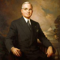 Hiroşima ve Nagazaki'ye Atılan Atom Bombalarının Sorumlusu Olan ABD Başkanı: Harry S. Truman