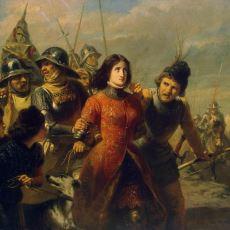 Henüz 16 Yaşındayken Yüzyıl Savaşları'nın Gidişatını Tersine Çeviren Kadın: Jeanne d'Arc