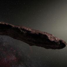Güneş Sistemi'nin Dışından Gelen İlk Yıldızlararası Cisim: Oumuamua