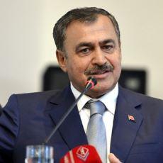 """Orman ve Su İşleri Bakanı Veysel Eroğlu: """"NASA da Kim Oluyor? Biz Onlardan İyiyiz"""""""