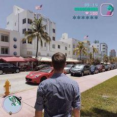 Miami Örnek Alınarak Tasarlanmış Olan GTA: Vice City'de Yer Alan Mekanların Gerçek Halleri