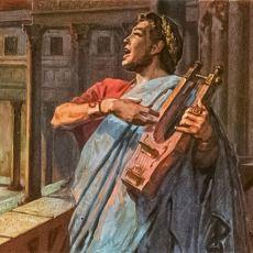 Sanatçı Olmak İsterken Mecburen Roma'ya İmparator Olan Neron'un Dramatik Hayatı