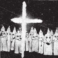 Bir Dönem Özellikle Siyahilerin Kabusu Olmuş Korkunç Örgüt: Ku Klux Klan