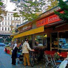 Berlin'in Göbeğinde Bir Türk Semti Haline Gelen Enteresan Yer: Kreuzberg