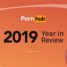 En Çok Ziyaret Edilen Porno Sitesi Pornhub'ın İlginç 2019 İstatistikleri