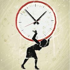 Kadınların Buhranlı Dönemlerinde Zaman Algısı Erkeklere Oranla Daha Farklı İşliyor