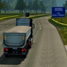 İnsanın İçindeki Gizli Kamyoncuyu Açığa Çıkaran Oyun: Euro Truck Simulator 2