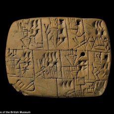 İşçi Yevmiyelerinin Bira Karşılığı Ödendiğini Gösteren 5000 Yıllık Mezopotamya Tableti
