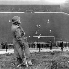 İkinci Dünya Savaşı Boyunca İngiltere Premier Lig'de Yaşanan Olaylar