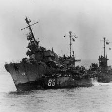 Dünyanın En Şanssız Savaş Gemisi USS William D. Porter'ın Film Gibi Hikayesi