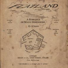 Elinizden Düşüremeyeceğiniz Sürükleyicilikte Mükemmel Bir Kitap: Flatland