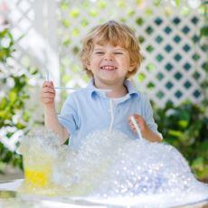 Çocukken Yapılan Abuk Sabuk Deneyler