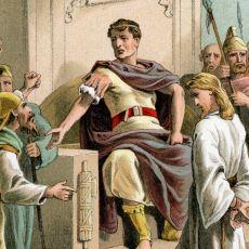 Hz. İsa'nın Çarmıha Gerilme Emrini Uygulayan Roma Valisi: Pontius Pilatus