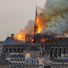Notre Dame Katedrali'nin Bilinçli Olarak Yakıldığına Dair İlginç Bir Komplo Teorisi