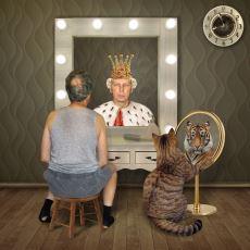 Kişinin Kendisine Gerçekle Alakası Olmayan Nitelikler Yakıştırması: Megalomani