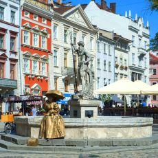 Ukrayna'nın En Kalabalık Şehri Lviv'de Neresi Gezilir, Ne Yenip İçilir?