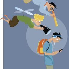 Zorluklarla Başa Çıkamayacak Evlatlar Yetiştiren Anne Baba Tipi: Helikopter Ebeveyn