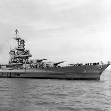 Hiroşima ve Nagazaki'ye Atılan Atom Bombalarını Taşıyan Gemi: USS Indianapolis