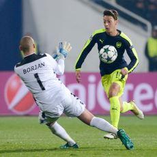 Mesut Özil'in Ludogorets'e Attığı İnsanlık Ayıbı Golün Ekşi Sözlük'teki Yansımaları