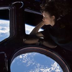 Dünya'dan 400 Km Uzakta, Uluslararası Uzay İstasyonu'nda Astronotlar Nasıl Yaşıyorlar?