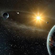Güneş Sistemi'ne Dair Dinamik Bir Evrim Senaryosu Sunan Nice Modeli
